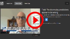 fox news doctor dan field md staffers coronavirus predictions